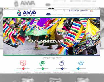 Aiwa Peru Travel