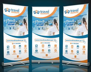 ROLL SCREEN TRAVEL VACATIONS